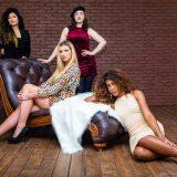 Models Group Shot